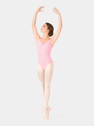 "Adult ""Mabel"" Sweet Heart Tank Leotard - Style No WM185"