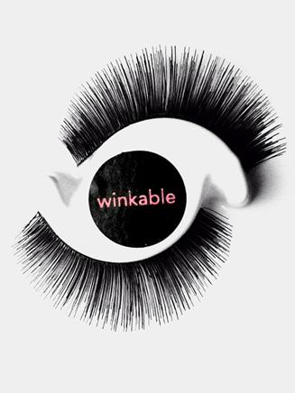 """""""Winkable"""" False Eyelashes - Style No YO219"""