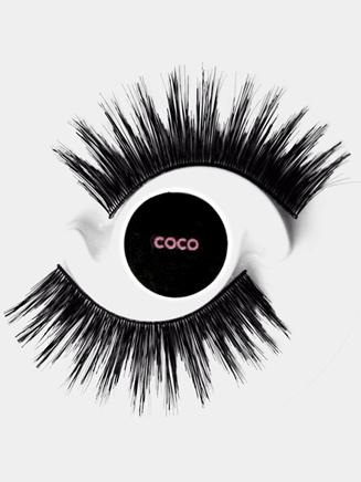 """""""Coco"""" False Eyelashes - Style No YO220"""