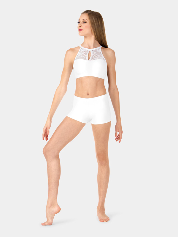 ProWEAR Nude Boy-Cut Shorts Body Wrappers BWP282 Women/'s Large Fits a Medium