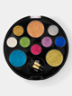 10 Color Glitter Eye Shadow Kit - Style No 461