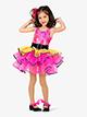 Girls Performance Belted Layered Tank Tutu Dress - Style No GRA140C