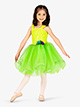 Girls Performance Ruffle Tank Romantic Tutu Dress - Style No GRA151C